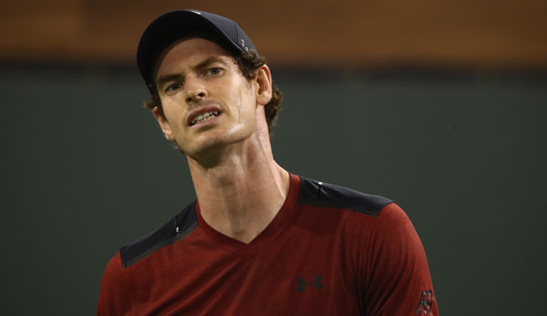 Andy Murray muss in Miami passen