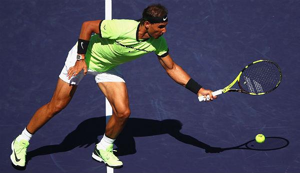 Roger Federer demontiert Rafael Nadal: