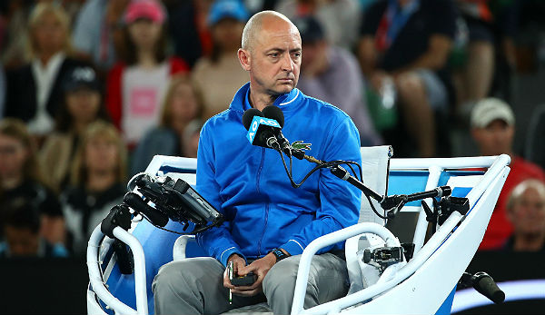 Tennis Schiedsrichter