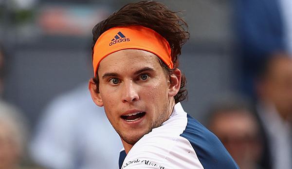 Thiem siegt gegen Sandplatzkönig Nadal
