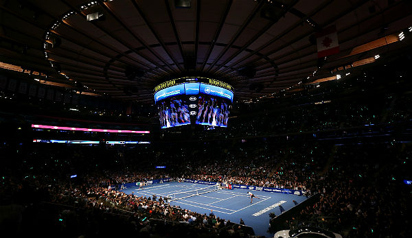 Damen Gegen Herren Tennis World Cup 2018 In New York Geplant