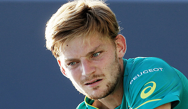 David Goffin hat London im Blick