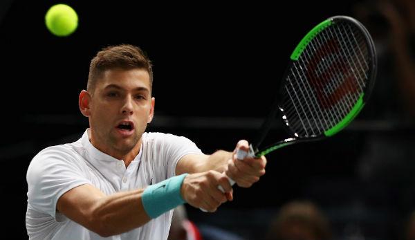 Sock beim ATP-Saisonfinale dabei