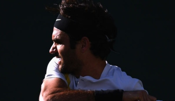Roger Federer trifft in Indian Wells auf Hyeon Chung