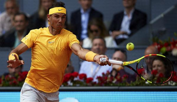 Tennis: Bärenstarker Thiem stoppte Erfolgslauf von Nadal auf Sand