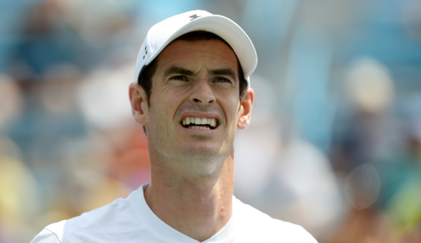 Andy Murray, Cincinnati