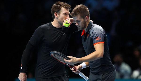 ATP-Finals: Alexander Peya und Nikola Mektic verlieren auch zweites Spiel in London
