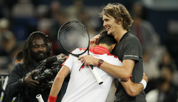 ATP-Finals: Duell gegen Dominator Djokovic: Auf Zverev wartet die große Show