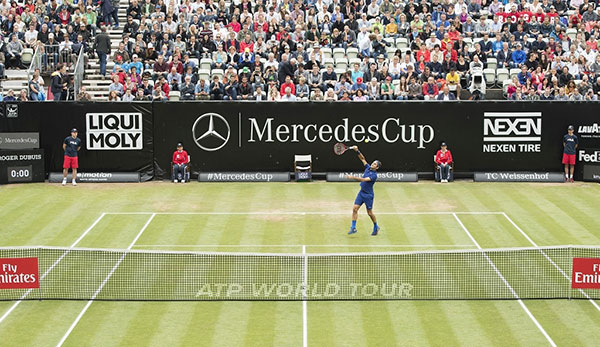 Tennis Stuttgart Tickets