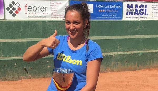 Turniersieg für Shaline Pipa in Spanien - spox.com