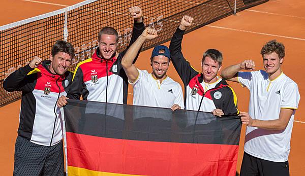 Davis Cup: Hordorff kündigt