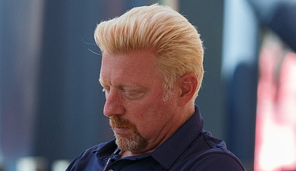 Boris Becker, seit Sommer 2017 Head of Men´s Tennis im DTB