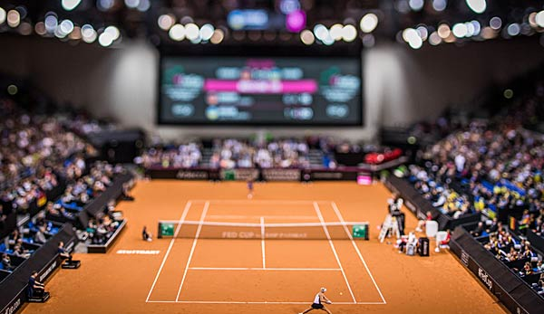 fed cup live tv