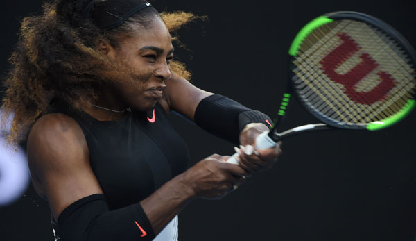 Serena Williams: Erst Tennis, dann Familie