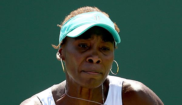 Kerber verliert Viertelfinale von Miami gegen Venus Williams