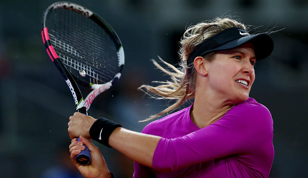 Tennis: Bouchard bangt um French-Open-Start: