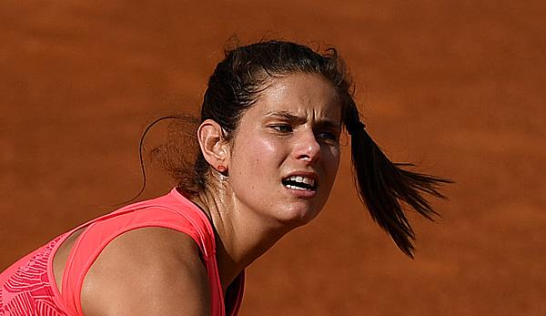 Tatjana Maria erste deutsche Tennissiegerin in Nürnberg