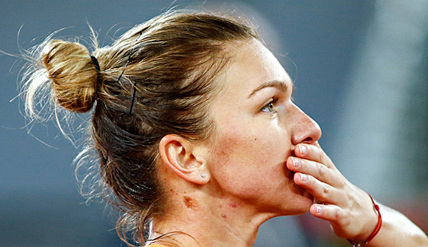 Simona Halep, bald Dauersiegerin in Madrid