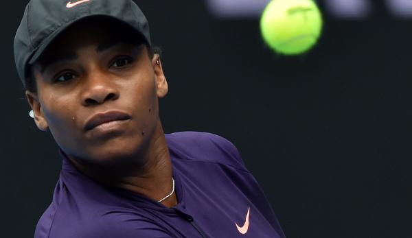 Walter William Sache: Serena Williams Steht Im 7. Schwangerschaft-Monat