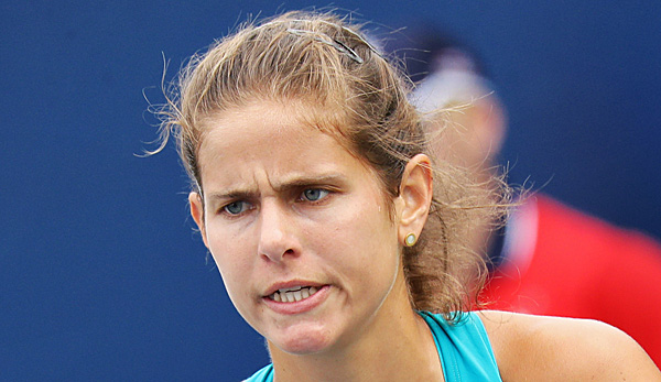 Julia Görges hat in Moskau alle Chancen