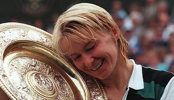 Jana Novotna stirbt im Alter von 49 Jahren