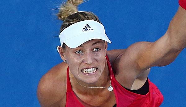 Kerber bringt deutsches Tennisteam bei Hopman Cup nach vorn