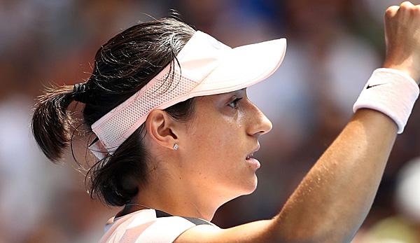 Porsche Tennis Grand Prix Caroline Garcia Steht Zum Ersten