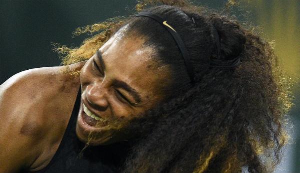 Tennis: Serena Williams möchte zurück an die Spitze