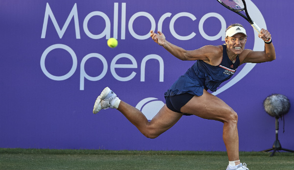 Angelique Kerber, Mallorca Open