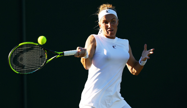Svetlana Kuznetsova, Washington