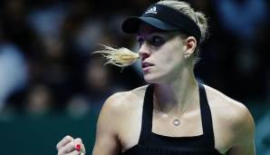 Angelique Kerber will in Singapur ins Halbfinale