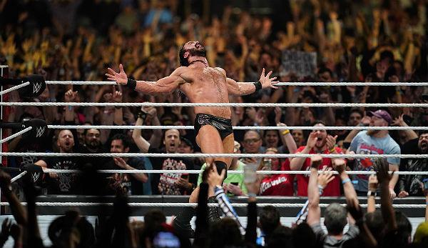 WrestleMania 36 – WWE-Superstar Drew McIntyre im Interview: Es wird wie eine Bar-Schlägerei