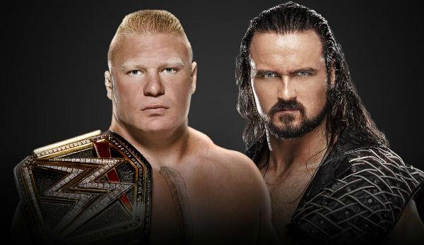 WWE-Hammer: Keine Fans bei WrestleMania