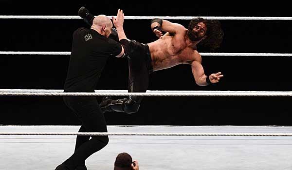 WWE: Raw heute live im TV und Livestream