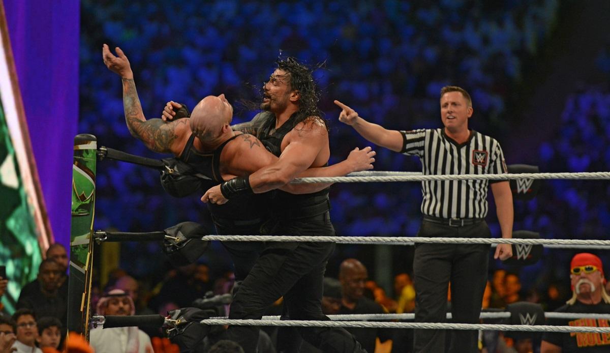 WWE WrestleMania 37: Datum, Termin, Ort, TV-Übertragung