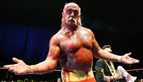 Mann dominiert Frau Wrestling