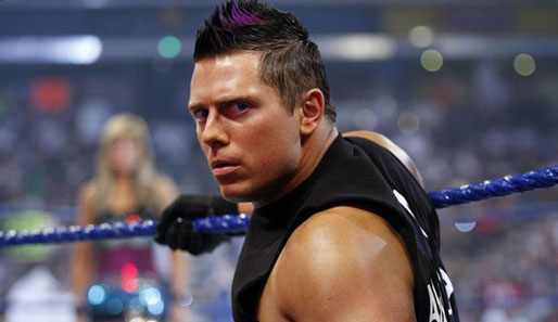 WWE-Superstar The Miz: Ex-Reality-Show-Kandidat und einmaliger WWE-Champion